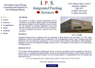 Integrated Packing Services