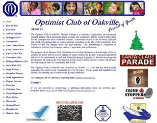 Optimist Club of Oakville